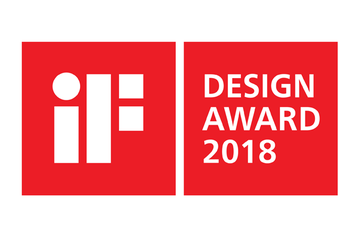 IF design award für interaktiven Kartentisch