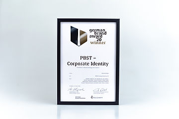German Brand Award für PBST
