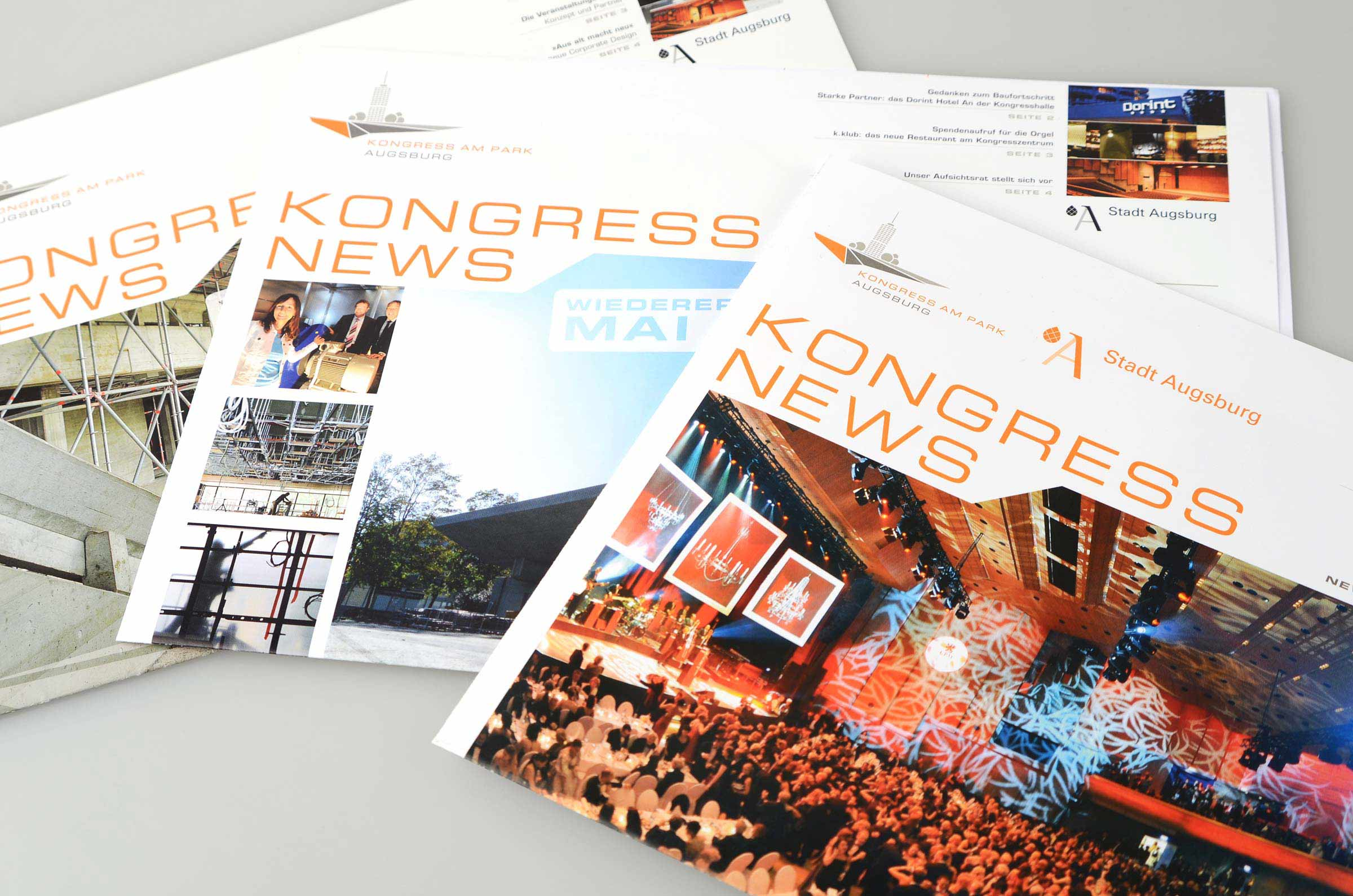 Corporate Design Kongress am Park